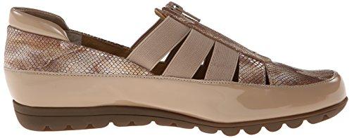 Patent Vaneli Ecru Ferns Femmes Plates Chaussures 10wzO0q7