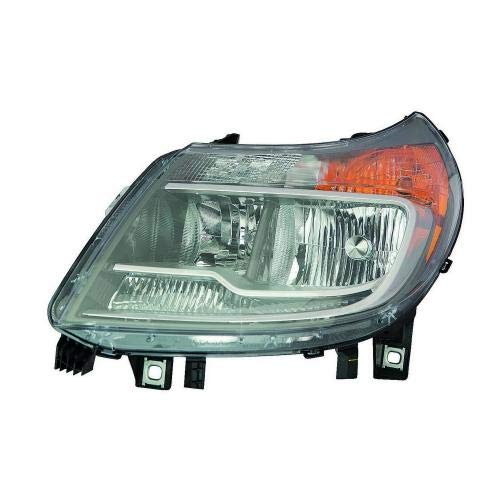 Go Parts Compatible 2014 2017 Dodge Ram Promaster 1500 Headlight Headlamp Assembly Replacement Front Left Driver Nsf Certified Ch2502254n
