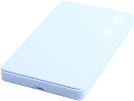 B Baosity 外付けHDD モバイルハードディスク USB3.0 SATA ハードディスクドライブ プラスチック - 1TB