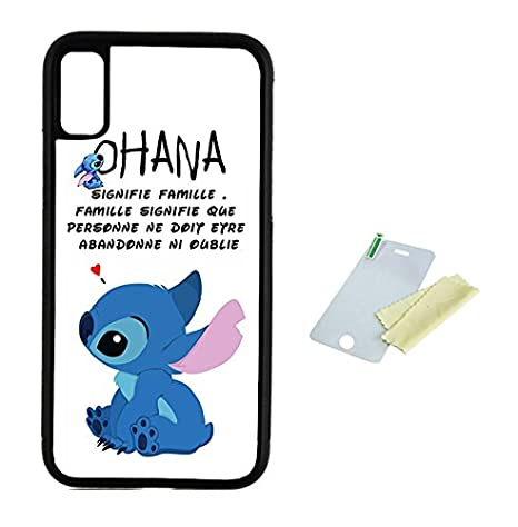 coque stitch iphone xs