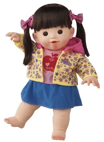 Glitter ribbon with Long Hair Popo chan your skin soft doll Popo -chan