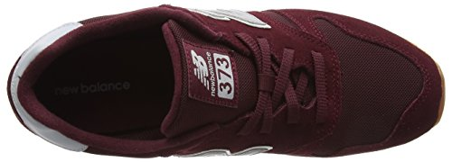 New Balance Men's ML373V1 Trainers Red (Burgundy/Grey) sale browse clearance low shipping outlet footlocker pictures brand new unisex cheap online gb0WBKUe