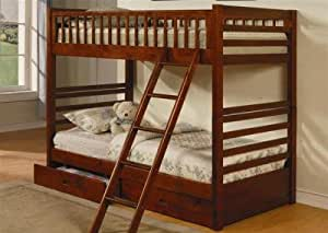 Bunk Bed Twin/Twin Bunk Bed
