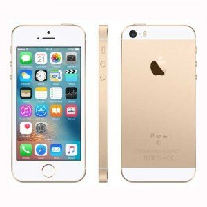 Apple Iphone Se  64Gb Gold   T Mobile