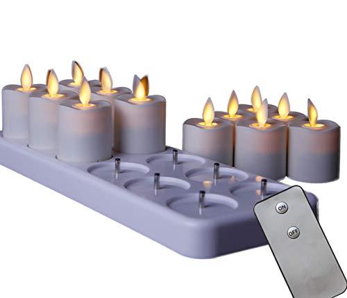 Rechargeable Led Votive Lights