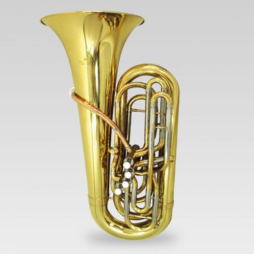 Schiller American Heritage CC Piston Tuba by Schiller