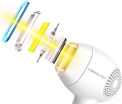 FXNB Intelligente Laser-Haar-Abbau-Ausrüstung Gefrierpunkt-Schmerzlose Haarige Lippenhaar-Private Teile Epilierer-Unisexkörper
