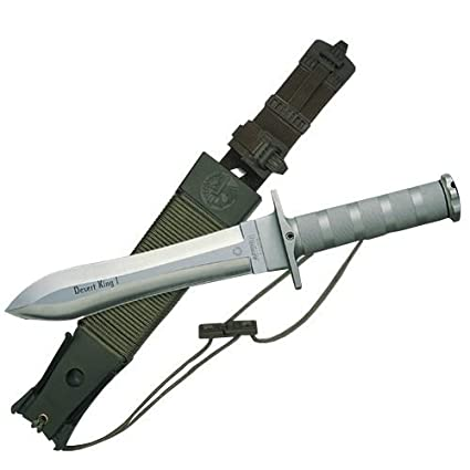 Amazon.com: Aitor 16056 Desert King - Cuchillo de caza ...