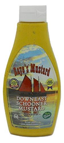 Raye's Down East Schooner Squeeze Bottle Mustard