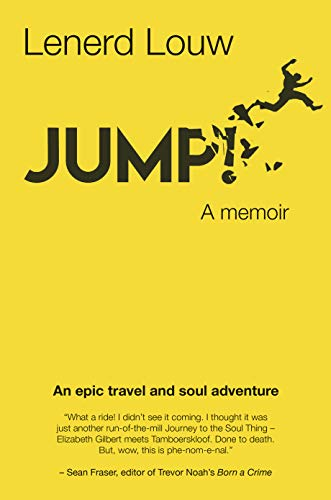 JUMP!: An epic travel and soul adventure by [Louw, Lenerd]