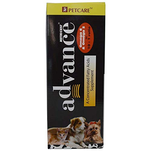 PETCARE Pet Care Nutri-Coat Advance Concentrated Fatty Acids Supplement 200 g