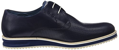 Uomo Nero Black Scarpe Martinelli Stringate Berry Derby 1027v 1334 Black CfW0SYq