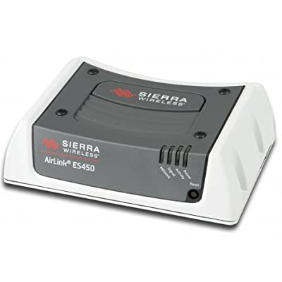 Image of Sierra Wireless AirLink ES450 Enterprise 4G LTE Gateway and Terminal Server - AC - Sprint Only (Not for Spark Network)