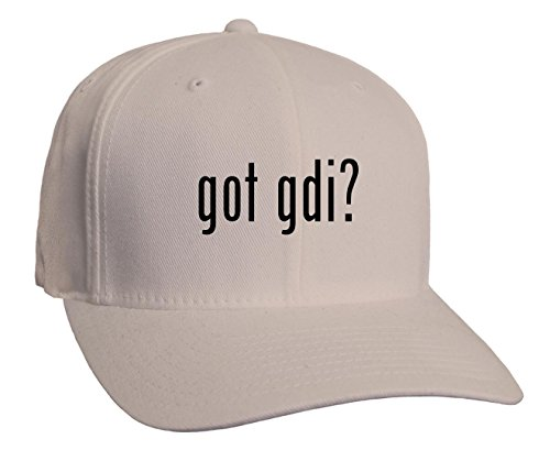 got-gdi-adult-baseball-hat-silver-large-x-large