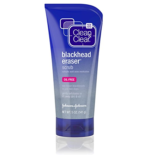 Clean Clear Blackhead Eraser Facial