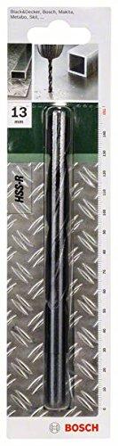 12 opinioni per Bosch 2609255023- Punte per metallo HSS-R con diametro di 13 mm