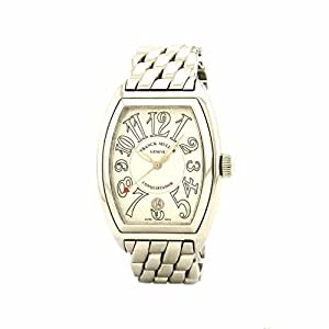 Franck Muller Conquistador swiss-automatic mens Watch 8001SC (Certified Pre-owned)