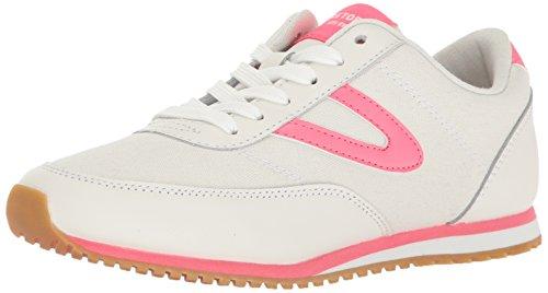 Tretorn Mujeres Avon2 Sneaker Vintage Blanco / Vintage Blanco / Rosa