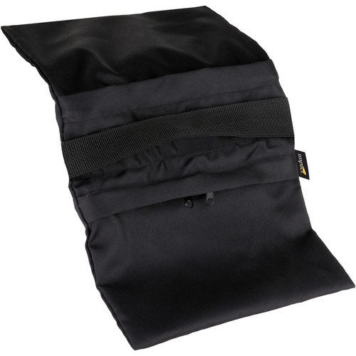 Impact Empty Saddle Sandbag - 15 lb (Black Cordura) by Impact
