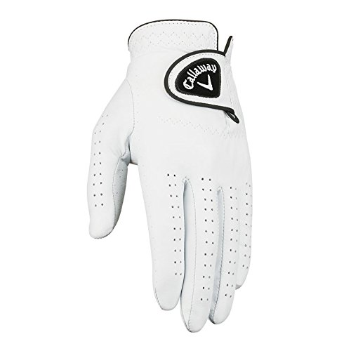 Men Golf Glove (Callaway Men's Dawn Patrol Golf Glove, X-Large, Left Hand)