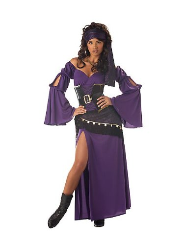 Mystic Seductress Costume (Mystic Seductress Adult Costume - Large)