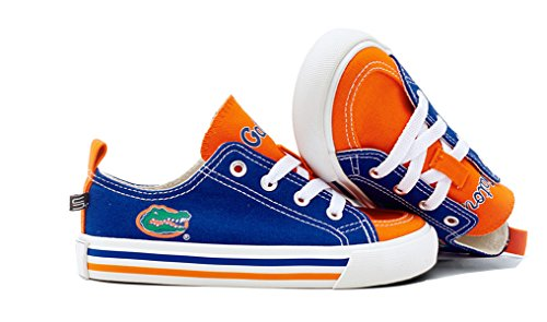 Unisex SKICKS Florida Gators Low Top Shoes-men 7, women 9