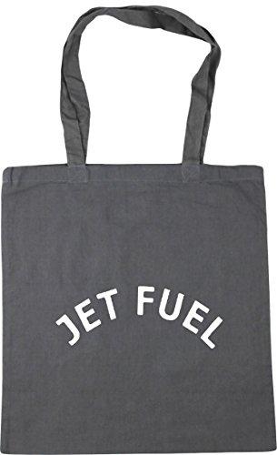 x38cm Grey Jet 42cm Graphite 10 Beach litres Bag Shopping Gym Fuel HippoWarehouse Tote 6qwSH8H