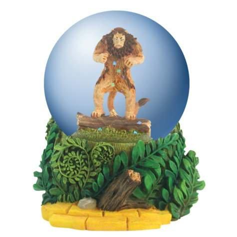 Westland Giftware Cowardly Lion 45mm Water Globe (Cowardly Lion Figurine)
