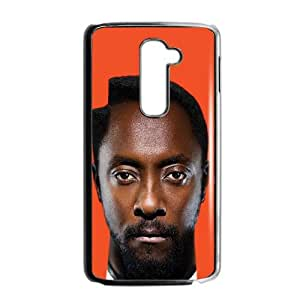 LG G2 Cell Phone Case Black Will.I.Am K2325345