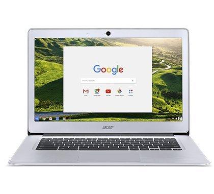 Newest Acer 14inch Flagship Chromebook, Intel Quad-Core Atom E8000 Up to 2.00GHz Processor, 4GB RAM,32GB SSD, WiFi, HDMI, Chrome OS-Renewed