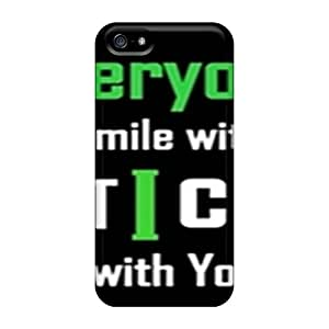 Premium BqC2853dFVg Case With Scratch-resistant/ Cry With You Case Cover For Iphone 5/5s