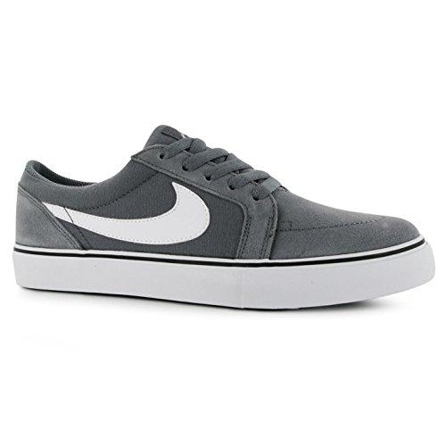 Nike SB Satire II Zapatillas Deportivas para Hombre Gris/Blanco Casual zapatillas zapatos calzado