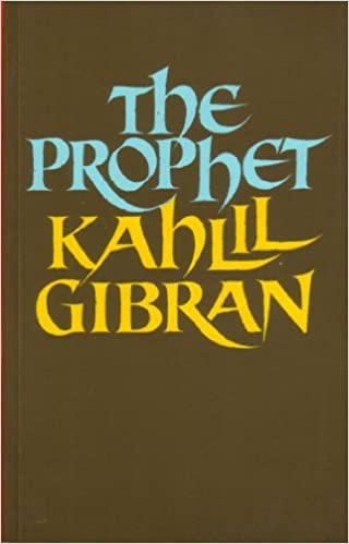 The prophet kahlil gibran 9780001000391 amazon books the prophet fandeluxe Choice Image