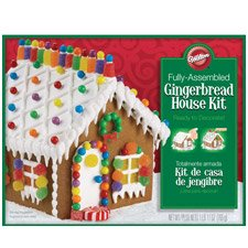 Wilton Holiday Gingerbread Petite House