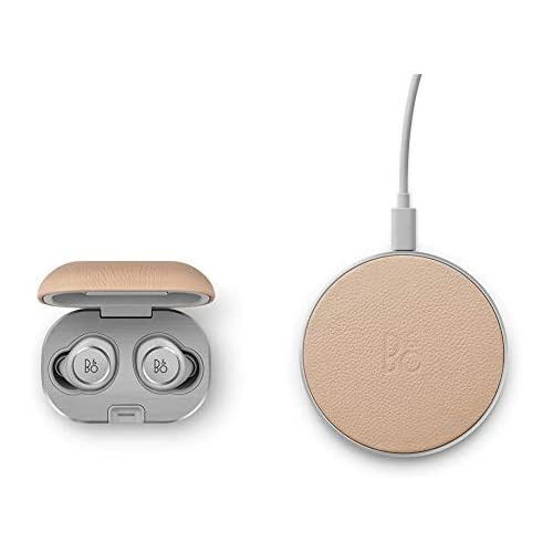 chollos oferta descuentos barato Bang Olufsen Beoplay E8 2 0 Auriculares inalámbricos con Bluetooth color Natural Almohadilla de carga inalámbrica color natural