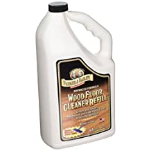 Parker Bailey cleaning product Wood Floor Cleaner Refill, 64 oz