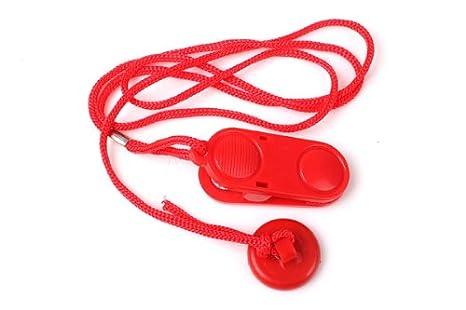 Llave magnética de seguridad para cintas de correr Rapis: Amazon ...