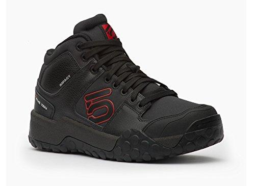 Impact De Haut Noir Cinq Noir Chaussures Dix De Vélo De Hommes FZqOq5