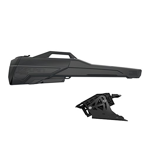 Atv Cases Gun - Kolpin 20743 Stronghold Gun Boot (L and Mount Combo)