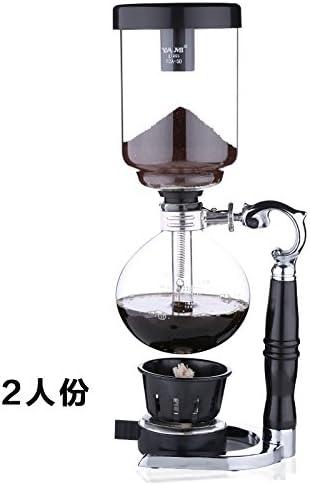 Cafetera eléctrica presupuesto Cristal manual Desk Top – Cafetera Kit: Amazon.es: Hogar