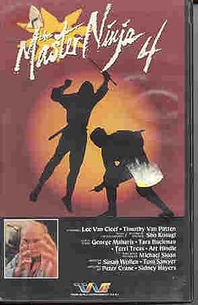 Amazon.com: Master Ninja 4: Lee Van Cleef, Timothy Van ...