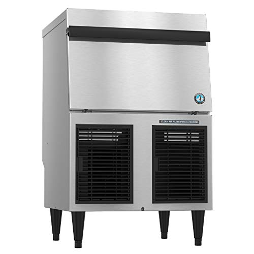 - HOSHIZAKI F-330BAJ-C Ice Maker Air-cooled Self Contained Built in 80lb Storage Bin