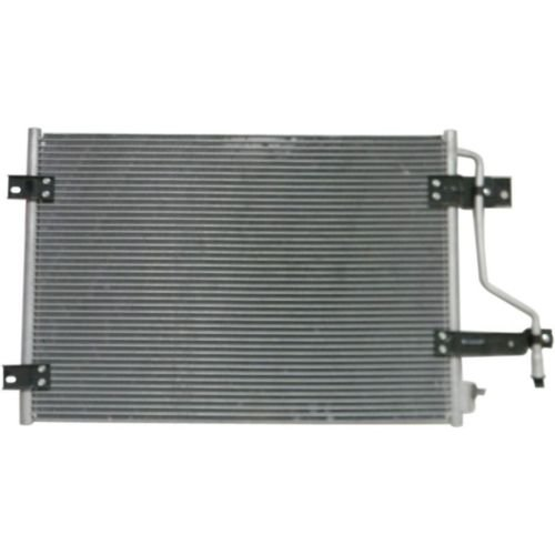 MAPM Premium RAM 2500/3500 P/U 98-02 A/C CONDENSER, Diesel Engine, Old Body Style FOR 1998-2002 Dodge Ram 2500