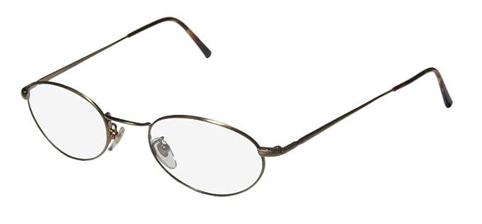 94f6c115df5 Marcolin Village 38 Mens Womens Rxable Simple   Elegant Designer Full-rim  Eyeglasses