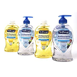 Product of Softsoap Liquid Hand Soap, 4 pk./11.25 oz. - Hand Soap