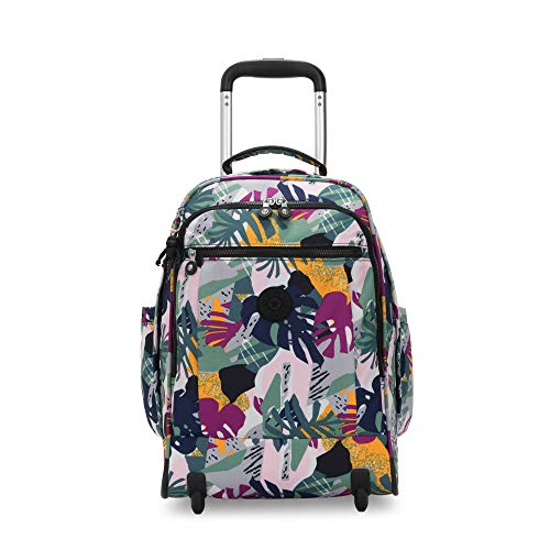 Kipling Gaze Large Rolling Backpack, active Jungle
