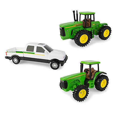 Ertl John Deere Vehicle Value Set, Pack of 3