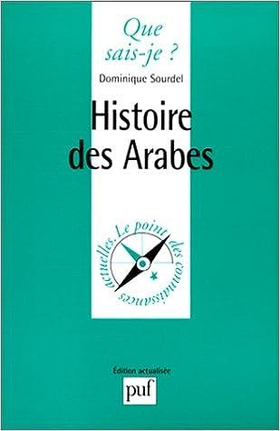 Livres gratuits en ligne Histoire des Arabes epub, pdf