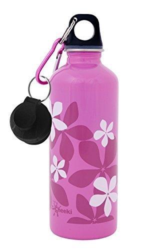 Amazon.com: CHEEKI 17oz 500 ml – Botella de agua de acero ...