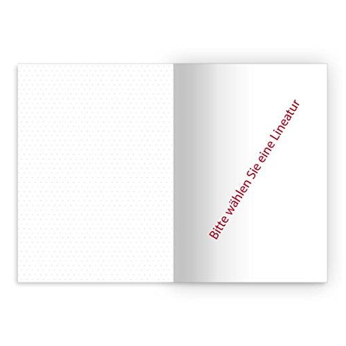 pages blancs cahiers de notes// carnets de notes blanc 4 Superbes cahiers Shabby Chic-personnalis/és- avec des roses jolies A4 lin/éatur 20 29,7x21; 32p